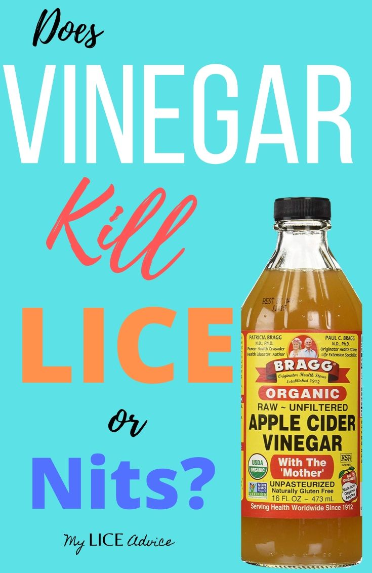 Discover if vinegar kills lice or lice eggs. And if vinegar can help you remove lice eggs from your child's head…