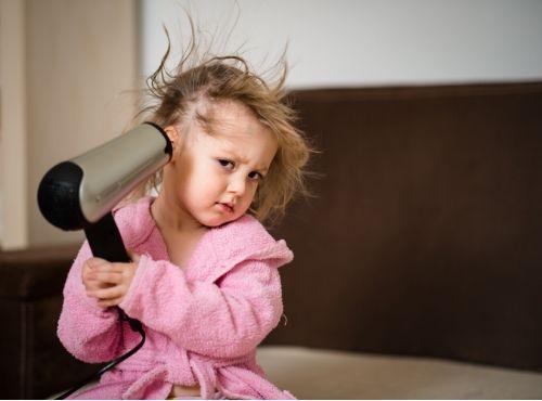 child blow dryer