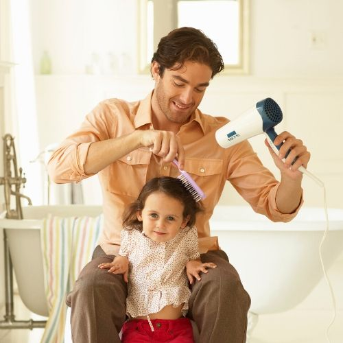father blow dryer 2