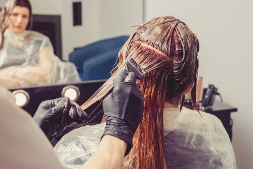 hair dye featured image