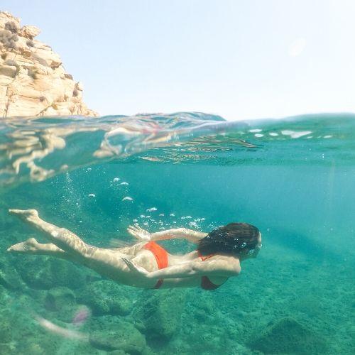 swim ocean